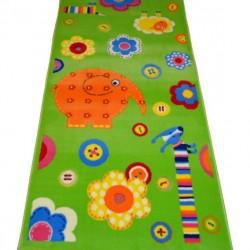 Детский ковер Kids Reviera 8196-44924 Green  - высокое качество по лучшей цене в Украине