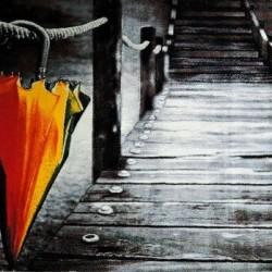 Ковер картина с городом Kolibri (Колибри)   11127/190  - высокое качество по лучшей цене в Украине