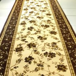Акриловая ковровая дорожка Exclusive 0383 BROWN  - высокое качество по лучшей цене в Украине