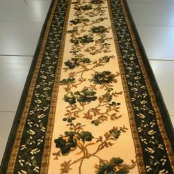 Акриловая ковровая дорожка Exclusive 0383 GREEN  - высокое качество по лучшей цене в Украине