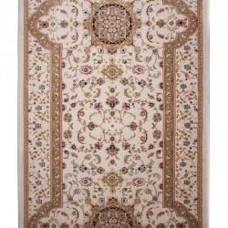 Акриловая ковровая дорожка Kerman 0804A cream-cream  - высокое качество по лучшей цене в Украине