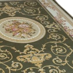 Акриловая ковровая дорожка Veranda 602 , GREEN   - высокое качество по лучшей цене в Украине