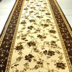 Акриловая ковровая дорожка Exlusive 0383 brown  - высокое качество по лучшей цене в Украине