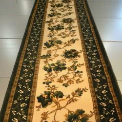 Акриловая ковровая дорожка Exlusive 0383 green  - высокое качество по лучшей цене в Украине