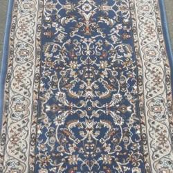 Высокоплотная ковровая дорожка Buhara 3024 , Blue  - высокое качество по лучшей цене в Украине