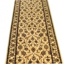 Высокоплотная ковровая дорожка Efes 0243 CREAM  - высокое качество по лучшей цене в Украине
