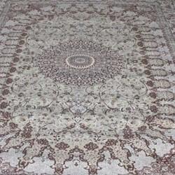 Высокоплотная ковровая дорожка Esfehan 4996A ivory-l.beige  - высокое качество по лучшей цене в Украине