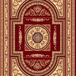 Высокоплотная ковровая дорожка Oriental 4044 , RED  - высокое качество по лучшей цене в Украине