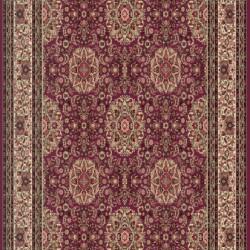 Высокоплотная ковровая дорожка Oriental 4668 , RED  - высокое качество по лучшей цене в Украине