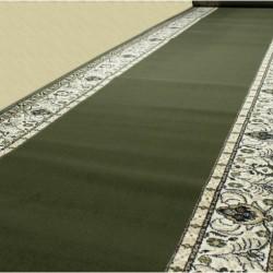 Кремлевская ковровая дорожка Selena / Lotos 046-308 green  - высокое качество по лучшей цене в Украине