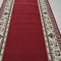 Кремлевская ковровая дорожка Silver / Gold Rada 046-22 red  - высокое качество по лучшей цене в Украине