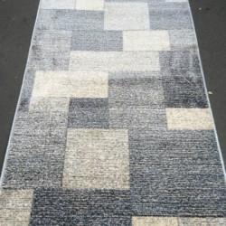 Синтетическая ковровая дорожка Daffi 13027-grey  - высокое качество по лучшей цене в Украине