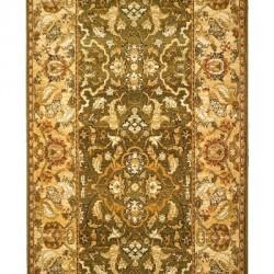 Шерстяная ковровая дорожка AGNUS Hetman olive  - высокое качество по лучшей цене в Украине