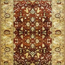 Шерстяная ковровая дорожка AGNUS Hetman Ruby   - высокое качество по лучшей цене в Украине