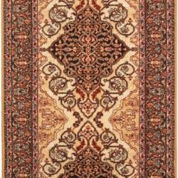 Шерстяная ковровая дорожка ISFAHAN Leyla amber  - высокое качество по лучшей цене в Украине