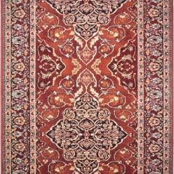 Шерстяная ковровая дорожка ISFAHAN Leyla ruby  - высокое качество по лучшей цене в Украине