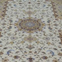 Высокоплотная ковровая дорожка Mashad 398 , CREAM  - высокое качество по лучшей цене в Украине