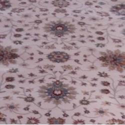 Высокоплотная ковровая дорожка Mashad 501 , CREAM  - высокое качество по лучшей цене в Украине