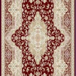 Высокоплотная ковровая дорожка Mashad 514 , RED  - высокое качество по лучшей цене в Украине