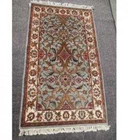 Вовняний килим 9-9 Wool SG-5469 SE-339 L.BLUE IVORY