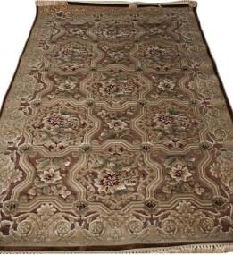 Акриловый ковер Antik 2342-brown - высокое качество по лучшей цене в Украине.