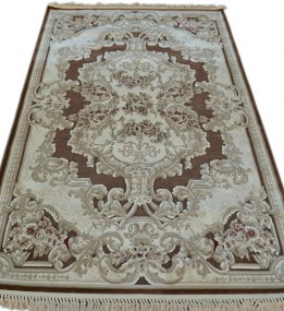 Акриловый ковер Antik 2400 brown - высокое качество по лучшей цене в Украине.