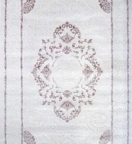 Акриловий килим Erciyes 8701 ivory-purple