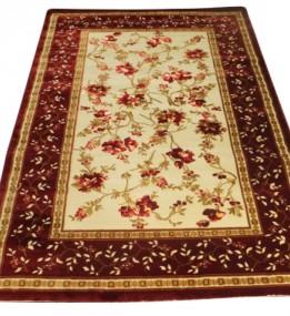 Акриловый ковер Exclusive 0383 red - высокое качество по лучшей цене в Украине.