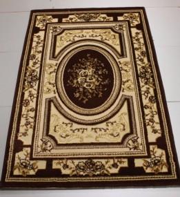Акриловый ковер Exclusive 0324 BROWN - высокое качество по лучшей цене в Украине.