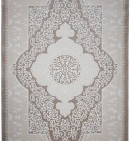 Акриловий килим FINO 07002A L.BEIGE - высокое качество по лучшей цене в Украине.