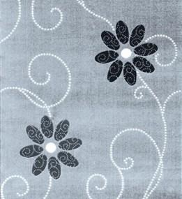 Акриловый ковер Florya 0029 grey