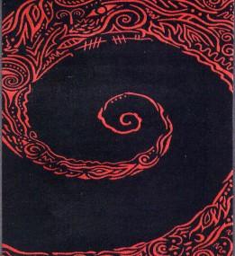 Акриловый ковер Florya 0069 kirmizi