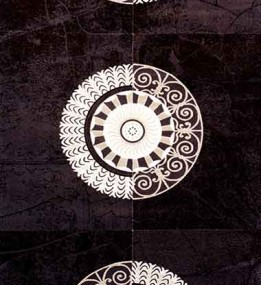 Акриловый ковер Florya 0084 Brown
