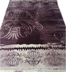 Акриловый ковер Florya 0175 lila