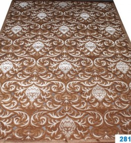 Акриловый ковер Hadise 2819A brown