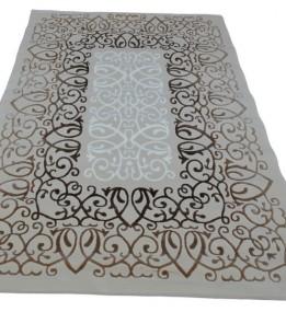 Акриловий килим Istanbul 8063 brown-beige