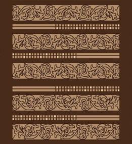 Акриловый ковер Jival 825 , BROWN