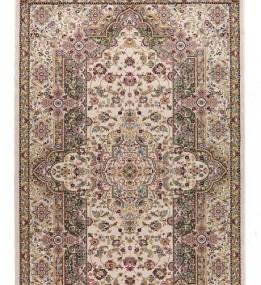 Акриловий килим Kerman 0803C cream-cream