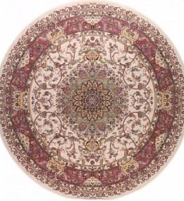 Акриловый ковер Kerman 0809C Cream-Pink - высокое качество по лучшей цене в Украине.
