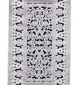 Акриловий килим Lilium M4741 Beige-Grey - высокое качество по лучшей цене в Украине.