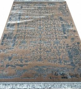 Акриловый ковер Manyas P0920 D.Beige-Blue