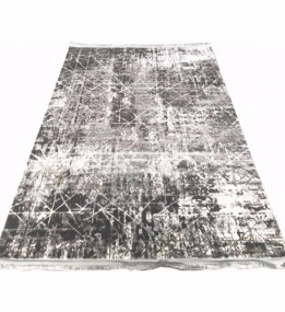 Синтетический ковер Nuans W3223 D.Grey-Ivory