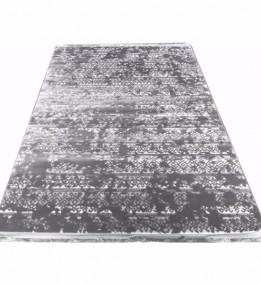 Синтетический ковер Nuans W3225 L.Grey-C.Grey
