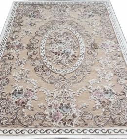Акриловий килим Ritim 9072A Ivory-Ivory - высокое качество по лучшей цене в Украине.