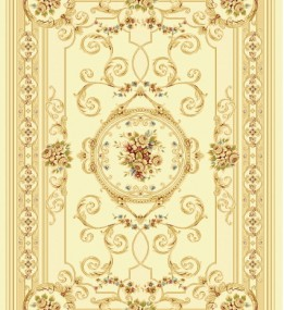 Акриловый ковер Sandora 8531A cream