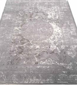 Акриловый ковер Vals W2328C Grey-D.Grey
