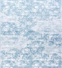 Акриловый ковер Zarina 2670A Blue-Cream
