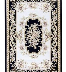 Акриловый ковер Zarina 2684A Cream-Black