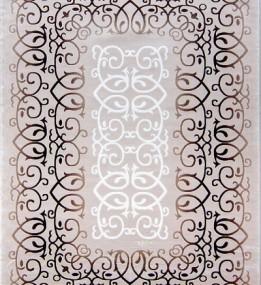 Акриловый ковер Zarina 2688A Beige-Grey