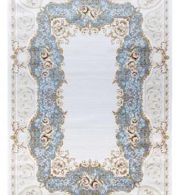 Акриловый ковер Zarina 2696A Cream-Blue